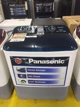 MESIN CUCI Panasonic 8kg 2tb bisa kredit acc 3 menit hanya 199