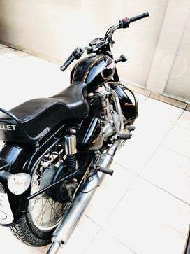 Genuine motobike - negotiable