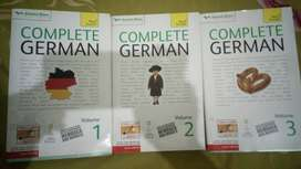 Complete German 1 2 3 @2012