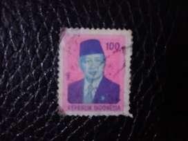 Perangko seri Republik Indonesia