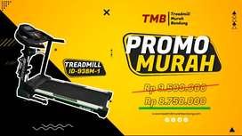 treadmill elektrik terbaru merk idachi mesin motor 2 HP murah bisa COD
