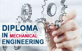 Diploma mechanical freshers experience can