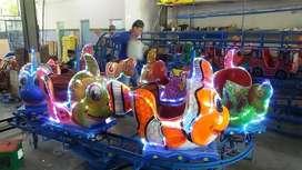 RF 17 real pabrik oodng nemo all corak kereta panggung berkualitas