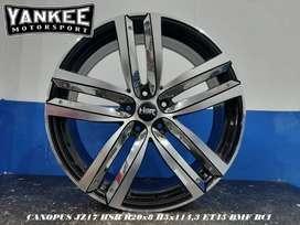 Velg Mobil CRV, CX5 Mazda, Almaz dll R20 HSR Wheel CANOPUS