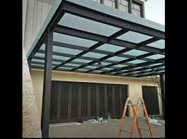 Canopy outdoor steel sc#226