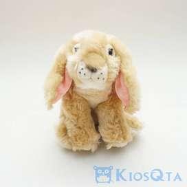 Boneka kelinci coklat telinga panjang JUL-10