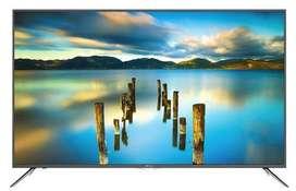 "New Cornea 55"" Smart 4K LED TV with warranty of 1 year"