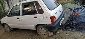 Maruti Suzuki Alto 800 1998 Petrol 22220 Km Driven
