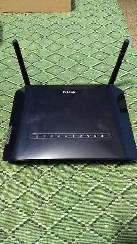 Dlink modem/router
