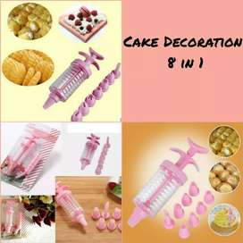 CakeDecoration 8 in1
