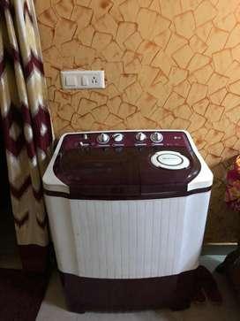 4years old washing machine
