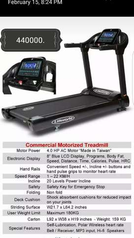 commercial  tradmill