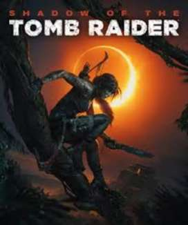 SHADOW OF THE TOMB RAIDER(PS4)