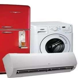AC, Fridge and Washing Machine Repair and Servicing