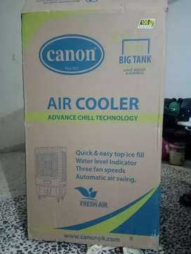 Air Cooler Cannon