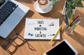 Hiring  Fresher for sales/ Marketing Apply Now
