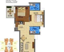2BHK Apartment For sale in ZARA ROSSA SECTOR-112 GURGAON