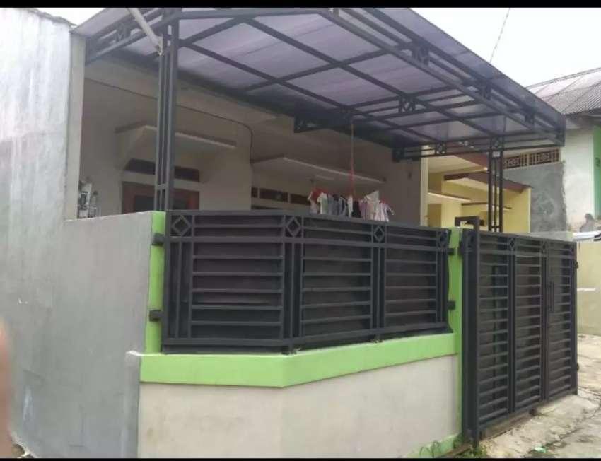 Rumah siap huni daerah pabuaran Citayam depok 0