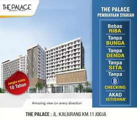 Apartemen the palace Jogja sistem syariah no riba terbaik di kelasnya