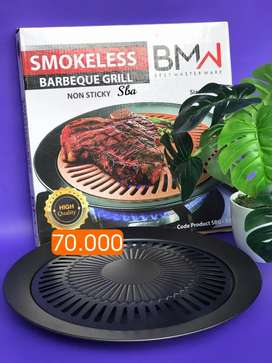 SMOKELESS BMW BARBEQUE GRILL
