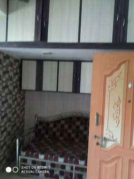 1rk Fully furnished flat at prime location