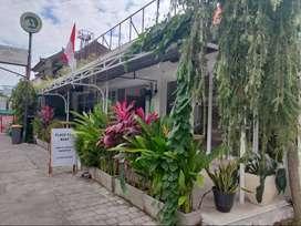Ruko Restoran Disewakan, Lokasi strategis Canggu Berawa