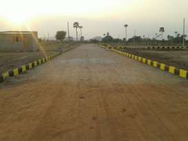 @ 300 Sqyrd Residential land in Srisailam highway Faicng for sale