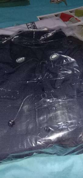 Baju atasan pdl security atau satpam ukuran 15