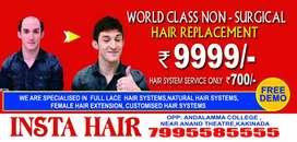 Natural Hair systems