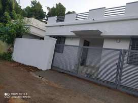 New house with car parking