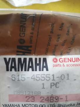 gigi pinion gigi jantung mesin tempel yamaha 8PK outboard