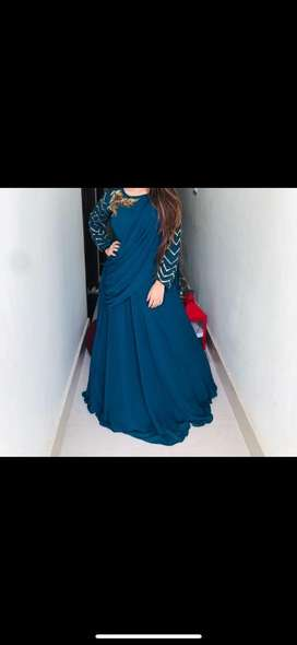 Boutique draped style gown (at wholesale price)