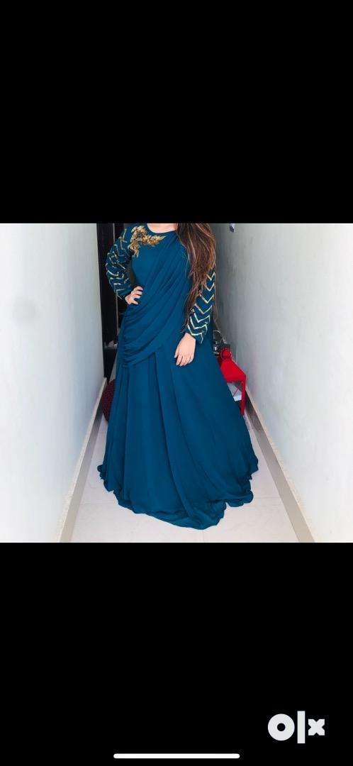 Boutique draped style gown (at wholesale price) 0