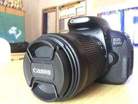 CANON EOS 650D 3jt