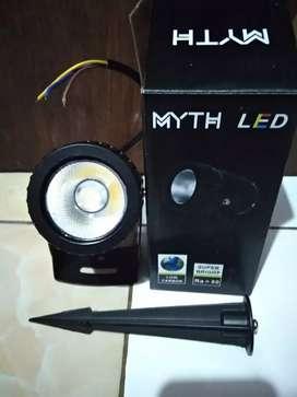 Lampu Spotlight Cob 15watt/Lampu Sorot Cob 15watt/Lampu Taman 15watt