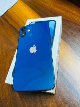 Iphone 12 mini Blue color