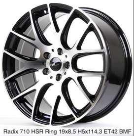 promo RADIX 710 HSR R19X85 H5X114,3 ET42 BMF