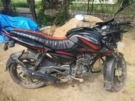 Bajaj pulsar 135ls bike in good condition..