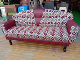 New cushion sofa 3 seater
