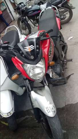 Yamaha FZ-S Limited Edition Red Color