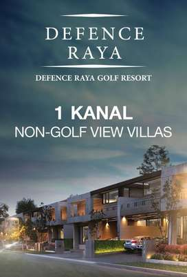 1 KANAL VILLA IN DEFENCE RAYA
