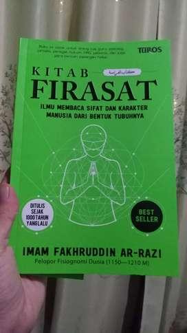 Kitab Firasat Ilmu Membaca Sifat & Karakter Manusia Dr Bentuk Tubuhnya