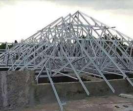 melayani penyelesaian atap baja ringan DAYA TAHAN TERJAMIN