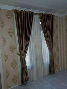 Dekor moder gorden smokering wallpaper motif