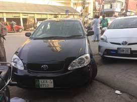 Toyota corolla for sale all is ok Good condition just buy and Drive