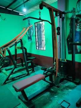 Full gym seling