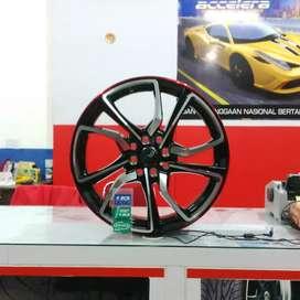 Ready stok velg mobil bmw mercy scirocco Ring 17