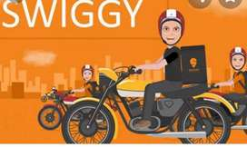 HIRING FOR DELIVERY EXECUTIVES AT SWIGGY
