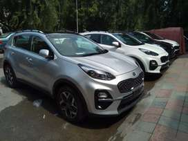KIA SPORTAGE all colors available