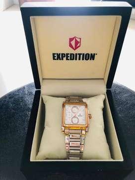 Jam tangan wanita merk expedition originalal